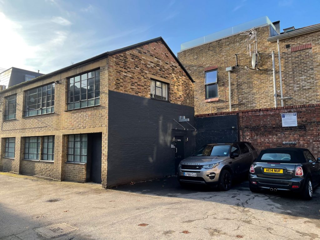 318 King Street Hammersmith - Self Contained Office Space - To Let