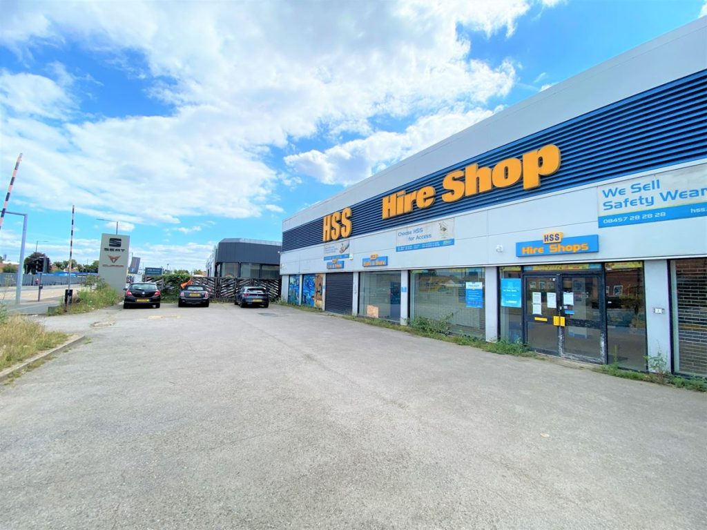 375 Bath Road Slough Industrial to Let