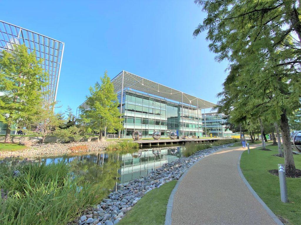 Chiswick Park - Building 11 - 3rd Floor