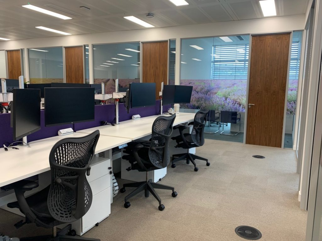 Chiswick Park - Building 11 - 3rd Floor - Suite 1 - Office to let