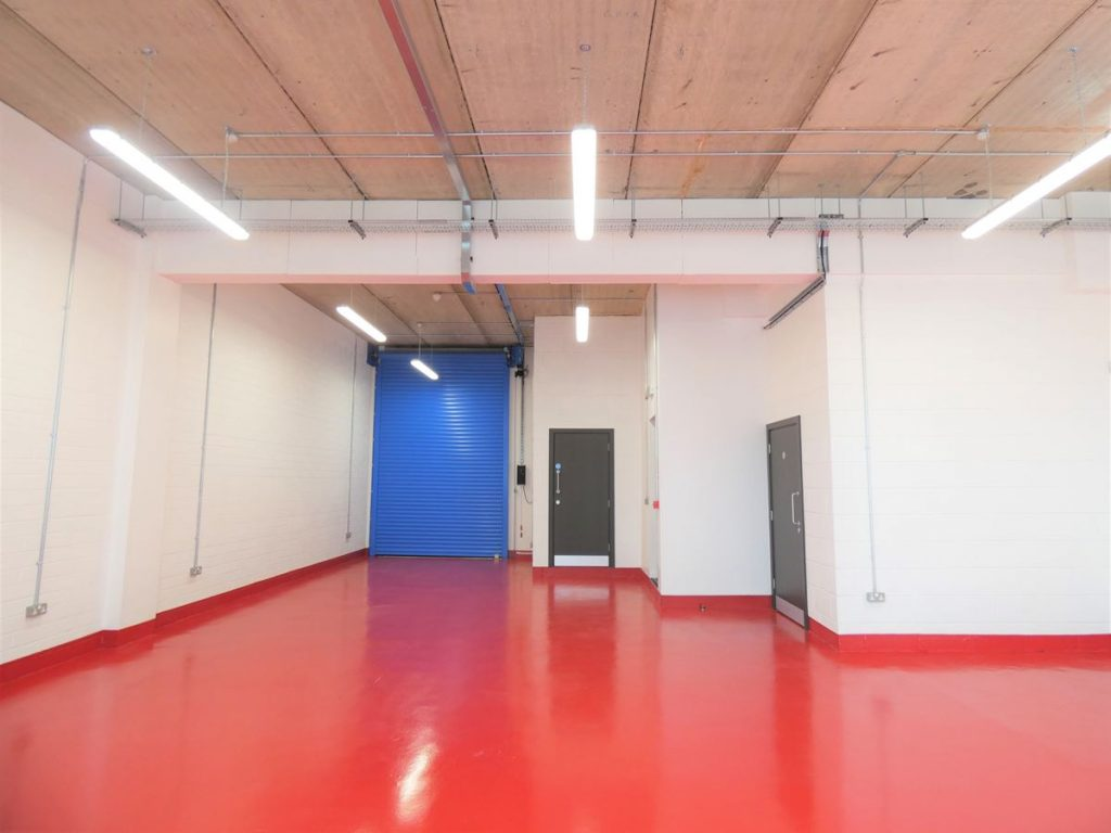Unit 6 Firmdale Village Brentford West London warehouse with offices for rent