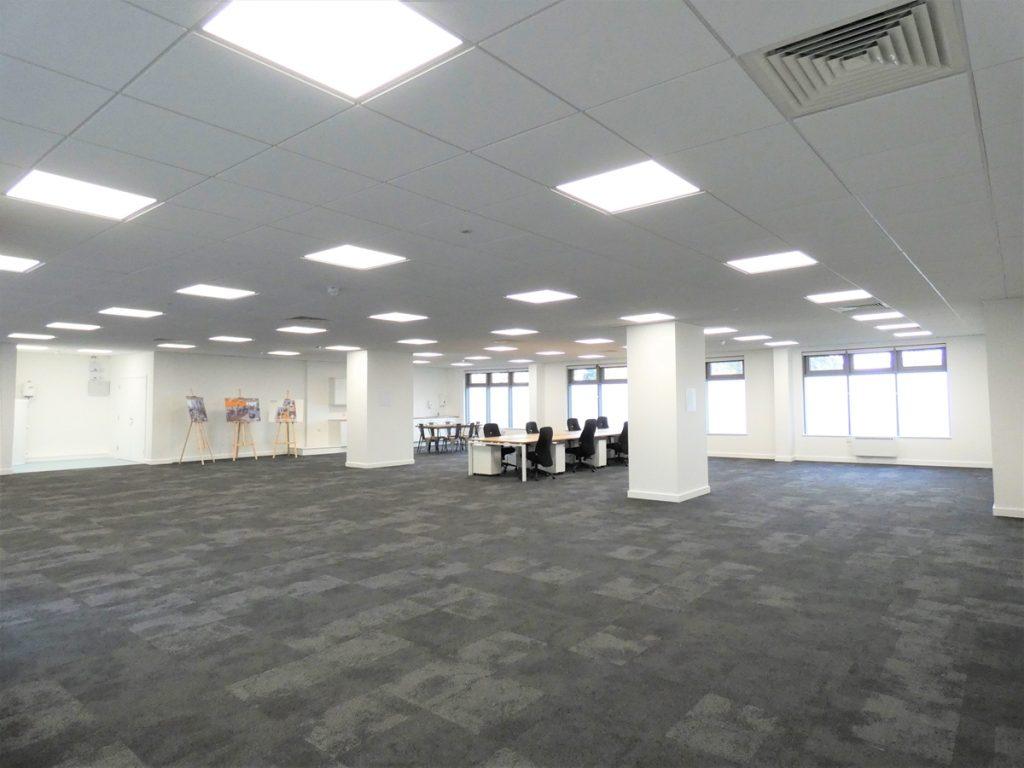 Gilbert House, GWQ, Brentford - Offices