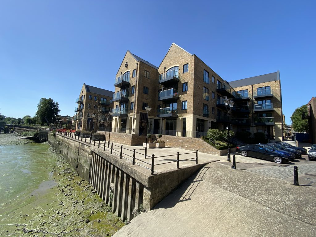 Lion Wharf, Swan Court, Old Isleworth