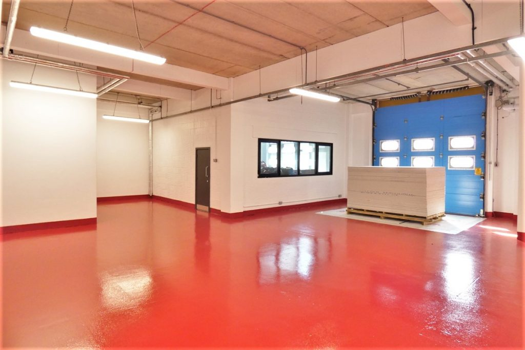 Unit 9 Firmdale Village - Warehouse and Offices in Brentford to let