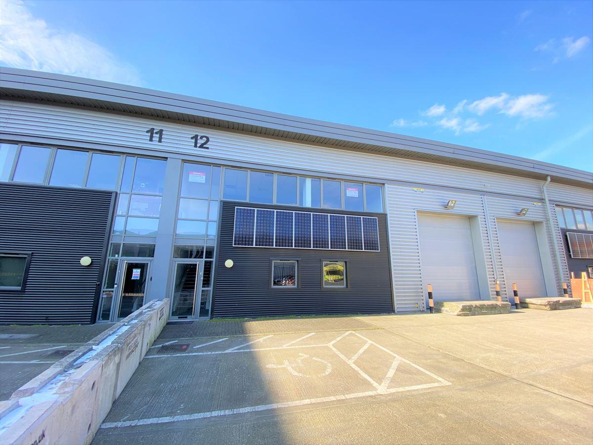 Unit 12 Clock Tower Industrial Estate