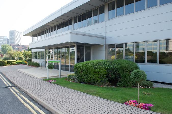 Four Brentside Park, Great West Road, Brentford - Office to let