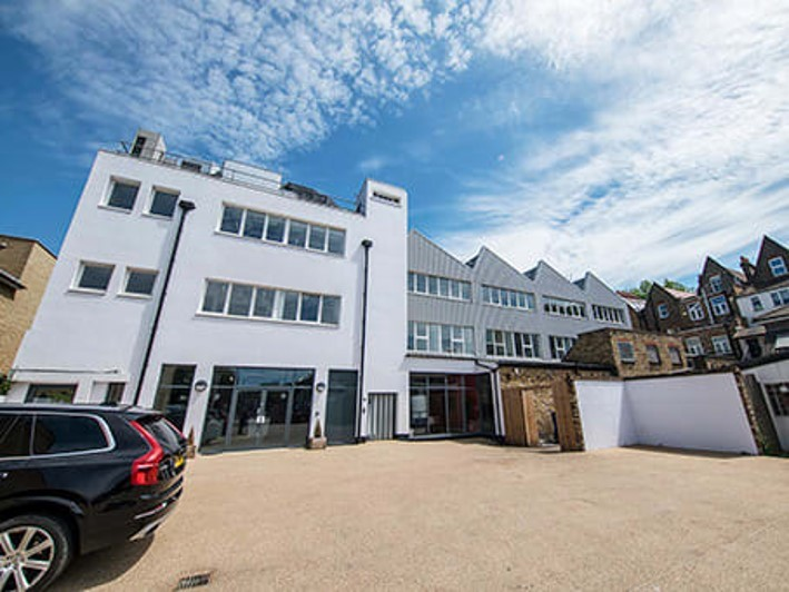 Nowa London, 9 Fishers Lane, Chiswick - Office to let on flexible terms