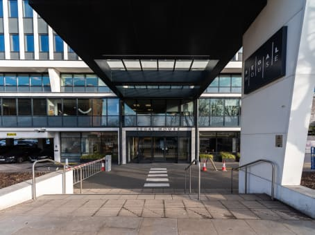 Regal House, 70 London Road, Twickenham - Office to let on flexible term