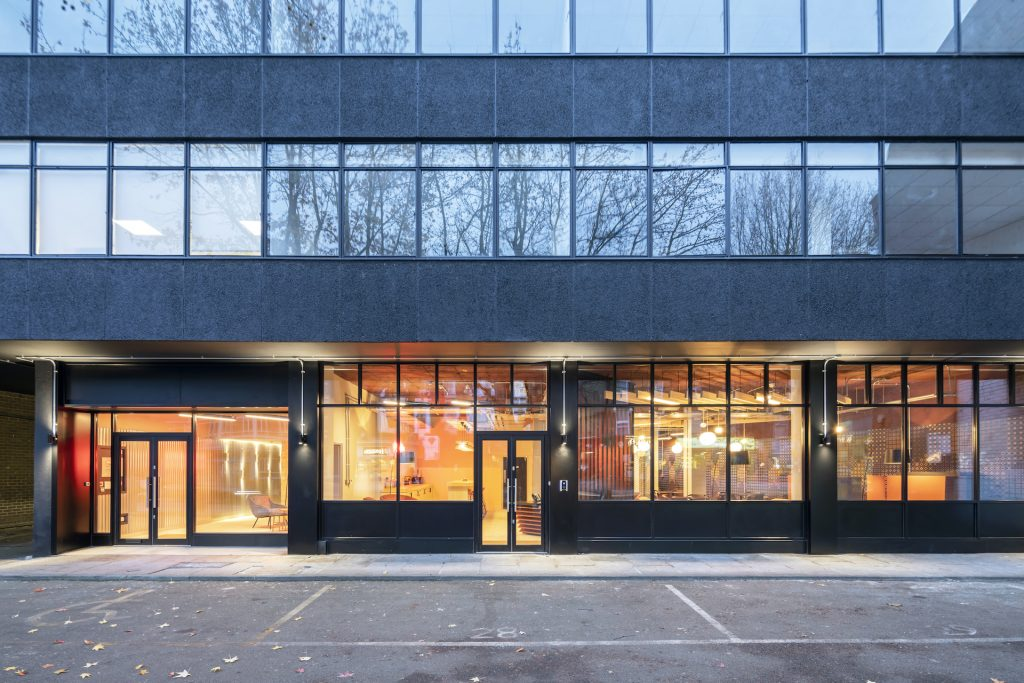 Saunders House Ealing - Flexible office to let
