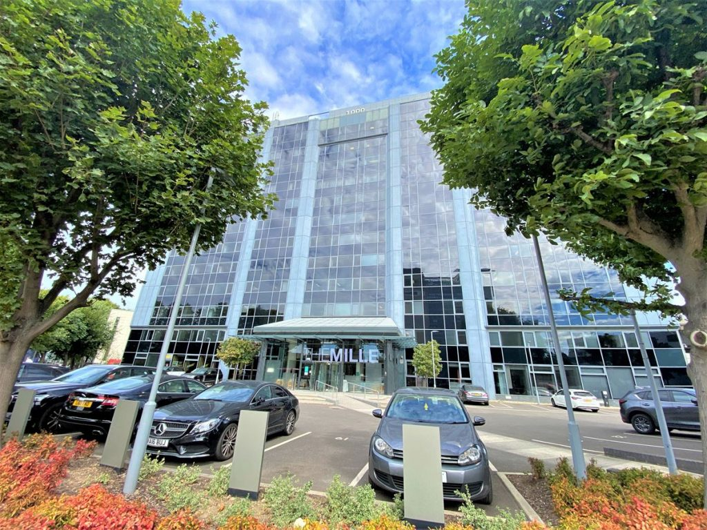 The Mille, 1000 Great West Road, Brentford - Offices to let