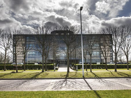 The Square, Stockley Park, Heathrow - Fully serviced office to let