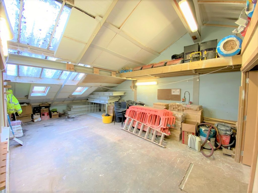 Unit 66 Waterside Trading Centre - Hanwell West London Industrial Warehouse For Sale