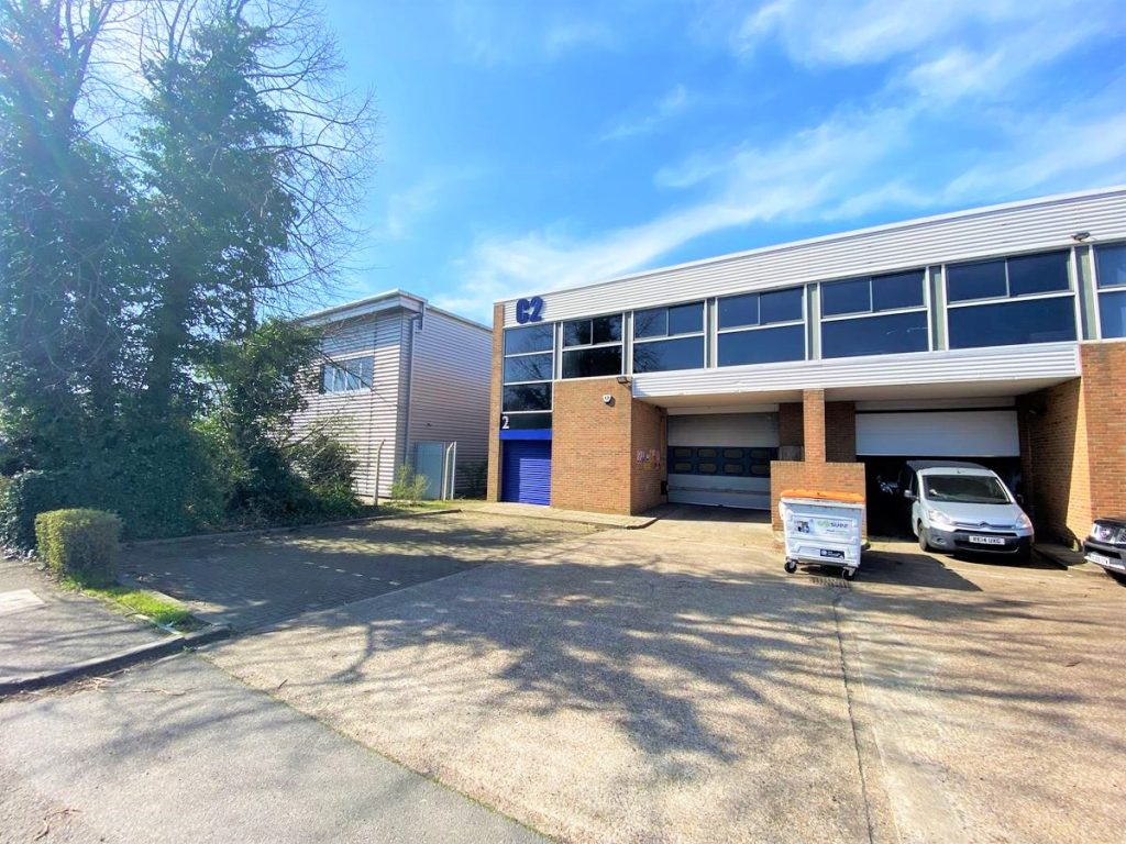 Unit C2 Brooklands Close - Warehouse to let in Sunbury