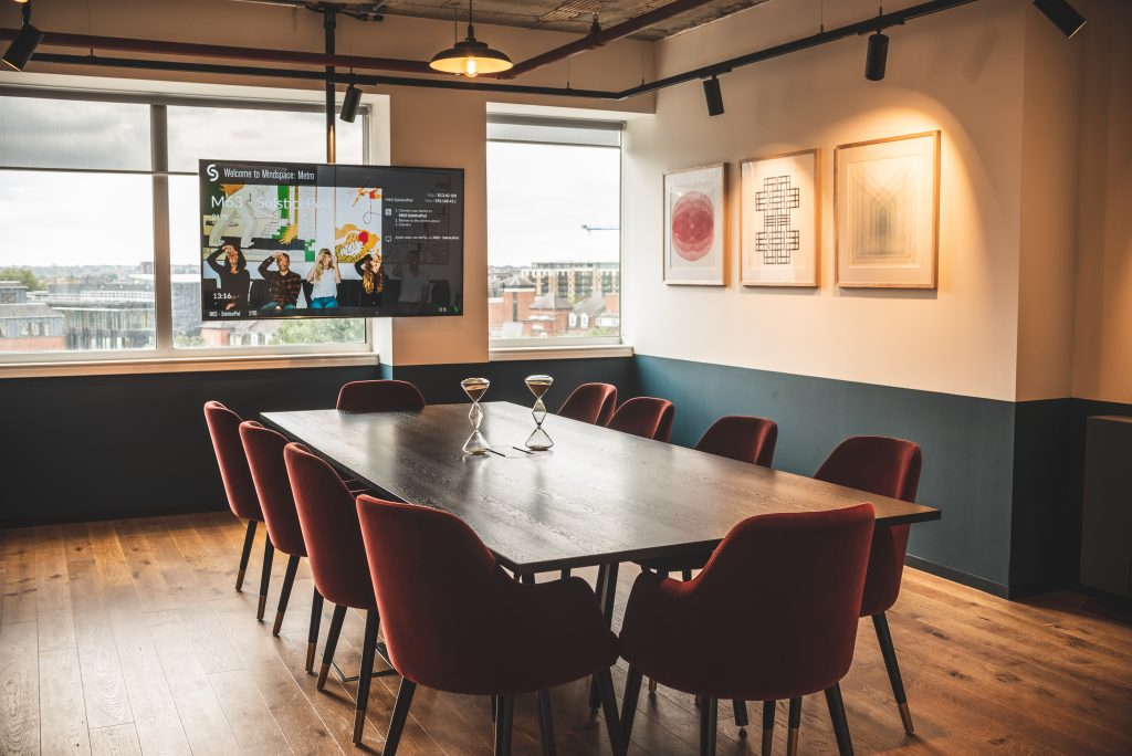 Metro Building, Hammersmith - Serviced office to let (Meeting room)